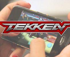 بازی موبایل تکن - Tekken بزودی عرضه می شود