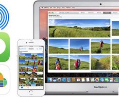 آموزش انتقال تصاویر از آیفون به مک
