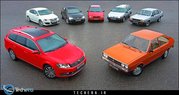 تاریخچه فولکس واگن پاسات به بهانه حضور دوباره نسل جدید این خودرو در بازار ایران