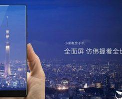 قیمت شیائومی می میکس 2 و رندرهایی از این دستگاه در فضای آنلاین خودنمایی کرد