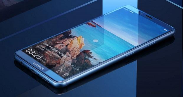 جیونی ام 7 اولین گوشی تمام صفحه جیونی است که از یک تراشه میان رده بهره میبرد