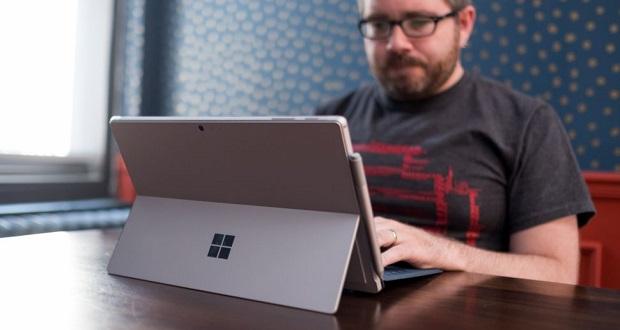 جزییات جدیدی در مورد تبلت سرفیس پرو ال تی ای مایکروسافت!