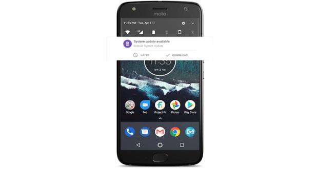 گوشی هوشمند موتو ایکس 4 با سیستم عامل اندروید وان به زودی وارد بازار میشود!