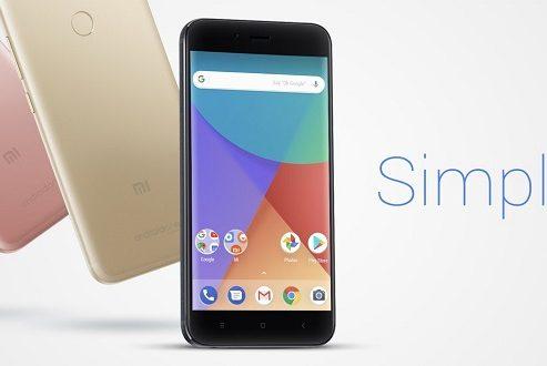 گوشی هوشمند شیائومی می ای ۱ با سیستم عامل اندروید وان در هند رونمایی شد