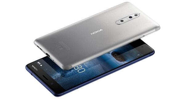 گوشی نوکیا 8 با رم 6 گیگابایتی و حافظه داخلی 128 گیگابایتی به اف سی سی رسید!