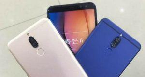 جی ۱۰ ، اولین گوشی هوشمند هواوی با نسبت تصویر ۱۸:۹ در تصاویر واقعی!