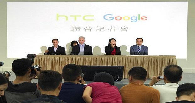 گوگل تیم پیکسل اچ تی سی را با پرداخت 1.1 میلیارد دلار خرید