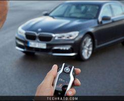 حذف کلید سنتی خودرو