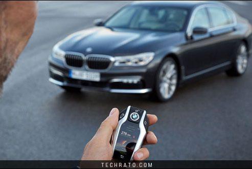 برنامه شرکت خودرو سازی ب ام و (BMW) برای حذف کلید سنتی خودرو