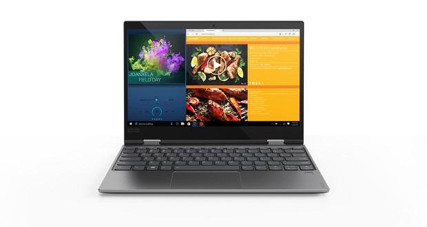 لپ تاپ لنوو یوگا 720 محصول جدیدی از لنوو در ایفا 2017