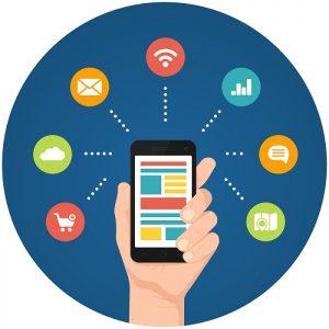 1. یک وبسایت مختص موبایل ایجاد کنید: اگر شرکت شما هنوز یک سایت که پاسخگوی موبایل باشد را راه اندازی نکرده، هم اکنون زمان مناسبی است. محتوای خود را در تلفن همراه با موثرترین UX ممکن از جمله فونت بزرگ و قابلیت دسترسی آسان برای به اشتراک گذاری محتوا، قرار دهید.
