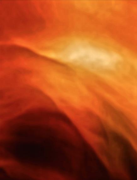 نور خورشید منعکسشده از ابرهای سیاره زهره، بادهای جوی را تحت تاثیر میگذارند. اتمها و مولکولهای جو زهره، بهروشهای مختلفی نور خورشید را جذب میکنند و اثر به خصوصی «اثر گلخانهای» از خود بهجای میگذارند. سیاره زهره به دلیل همین اثر گلخانهای، گرمترین سیاره منظومه شمسی محسوب میشود