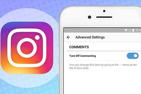 آموزش خاموش کردن کامنت ها در پست های اینستاگرام