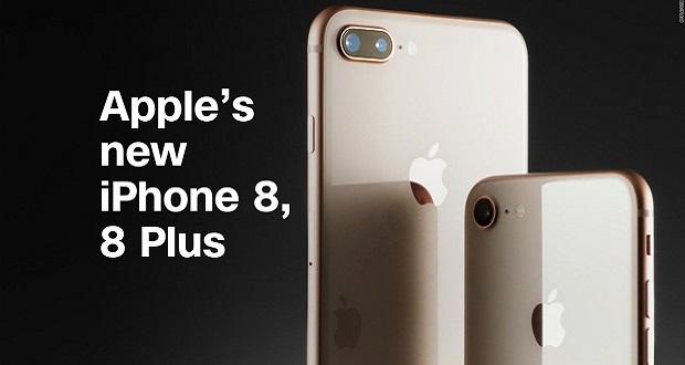 همه ویژگیهای جدید در آیفون ۸ و آیفون ۸ پلاس اپل
