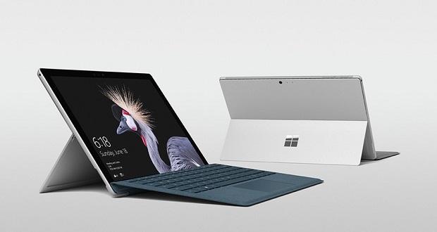 لپ تاپ مایکروسافت ال تی ای سرفیس پرو به زودی عرضه خواهد شد
