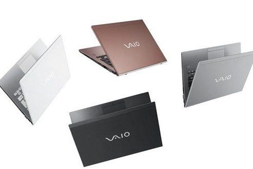 برند ژاپنی VAIO از ۳ نوت بوک سری اس جدید رونمایی کرد