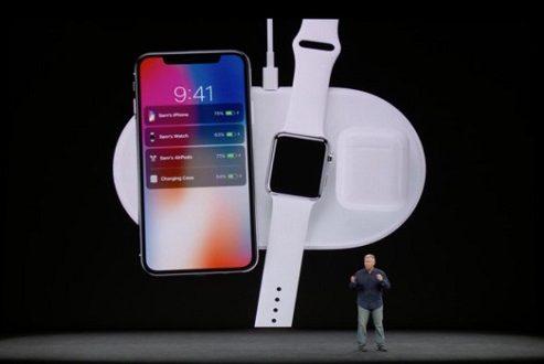 شارژ بیسیم ایر پاور اپل را تماشا کنید