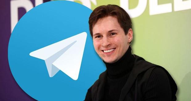 پاول دورف از مسدود بودن کانال های غیراخلاقی و تروریستی تلگرام خبر داد
