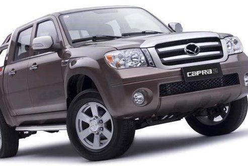اعلام قیمت خودروی کاپرا ۲ ؛ ویژه مهرماه ۹۶