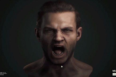 بازی های کامپیوتری با شخصیتهایی واقعیتر از همیشه به خانه شما خواهند آمد [تماشا کنید]