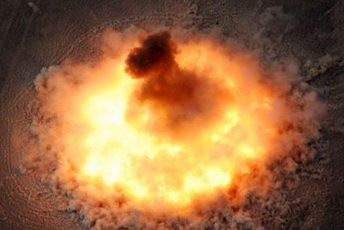 چشمه انفجاری، علت زمین لرزه مصنوعی در کره شمالی