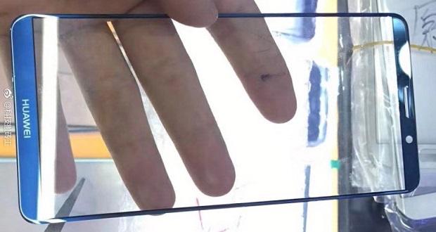 تصویر جدیدی از پنل صفحه نمایش هواوی میت 10 پرو فاش شد