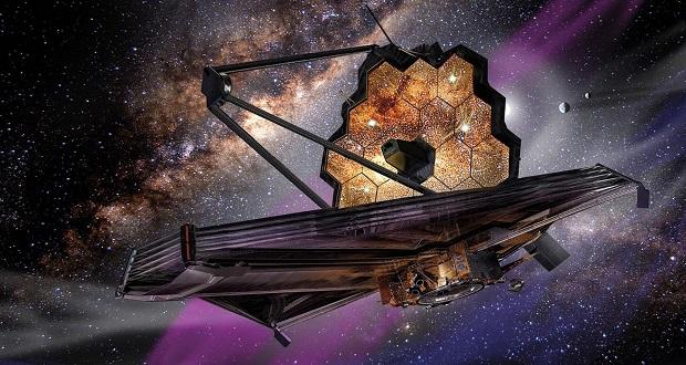 تلسکوپ فضایی جیمز وب