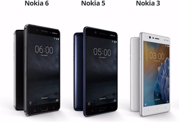 سری گوشیهای هوشمند نوکیا که شامل نوکیا 3، نوکیا 5 و نوکیا 6 میشود، تا پایان سال به اندروید 8 اوریو ارتقا خواهند یافت.