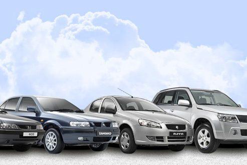 اعلام شرایط پیش فروش عمومی محصولات ایران خودرو در مهرماه ۱۳۹۶