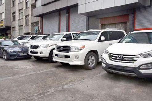توقف تولید چند مدل خودروی سواری در کشور