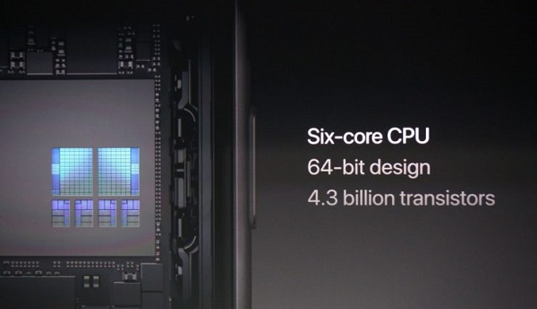 چیپست جدید اپل ای 11 بایونیک