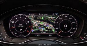 آئودی A5 اسپرت بک مدل 2018