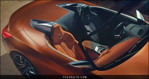 خودروی مفهومی ب ام و زی 4 مدل 2019