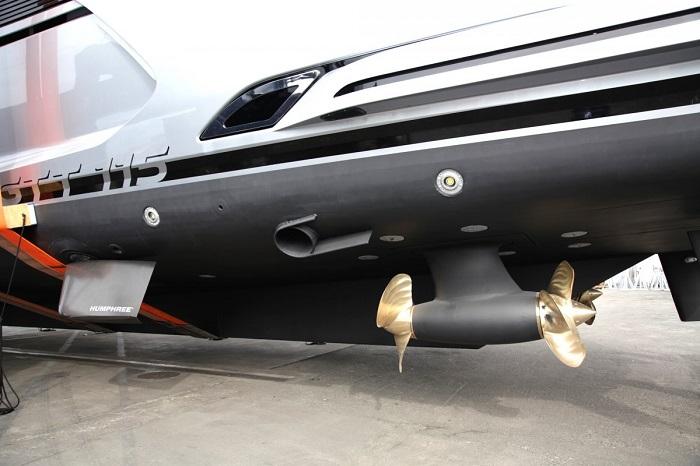 برای مشاهده تصاویر بیشتر باید تا نمایشگاه Monaco Yacht Show منتظر بمانیم.