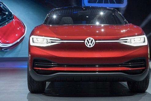 فولکس واگن آی دی کراز ؛ کانسپت الکتریکی این کمپانی در نمایشگاه خودروی فرانکفورت ۲۰۱۷