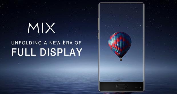 گوشی هوشمند یولفون میکس اواخر این ماه رونمایی میشود