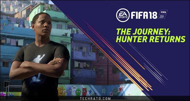 بخش داستانی بازی فیفا 2018