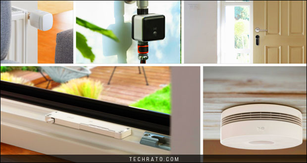 محصولات هوشمند الگاتو ، ایمنی و آسایش خانه مدرن شما را تضمین خواهند کرد