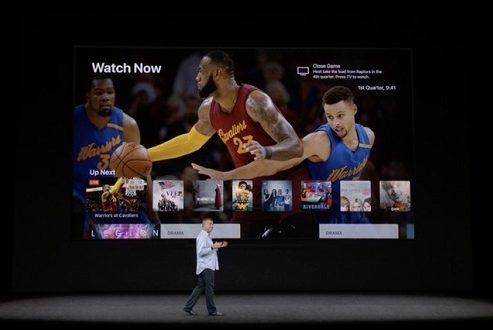 اپل تی وی رسما در رویداد ۱۲ شهریور اپل معرفی شد