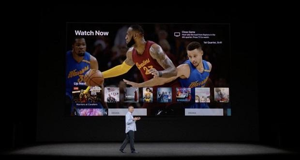 اپل تی وی رسما در رویداد 12 شهریور اپل معرفی شد