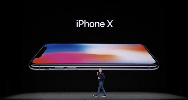 آیفون ایکس (iPhone X) معرفی شد