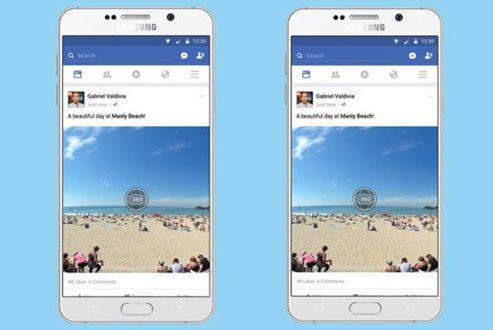 فیس بوک از هوش مصنوعی برای بهبود تصاویر ۳۶۰ درجه استفاده می کند