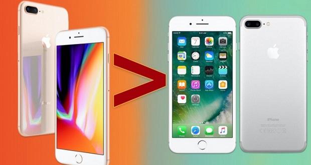 7 دلیل برای خرید آیفون 8 و 8 پلاس از دیدگاه GSMArena