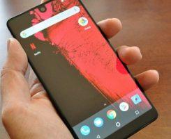 گوشی هوشمند اسنشال فون تا دو ماه آینده اندروید اوریو را دریافت می کند