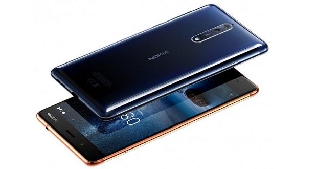 گوشی نوکیا 8 با قیمت 565 دلار وارد بازار هند میشود