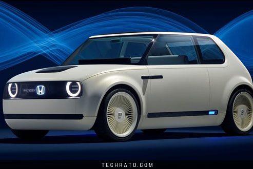 هوندا اوربان ای وی ، یک خودروی الکتریکی جدید در نمایشگاه خودروی فرانکفورت ۲۰۱۷