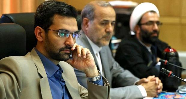 توضیحات محمدجواد آذری جهرمی درباره حذف اپلیکیشن های ایرانی توسط اپل و گوگل