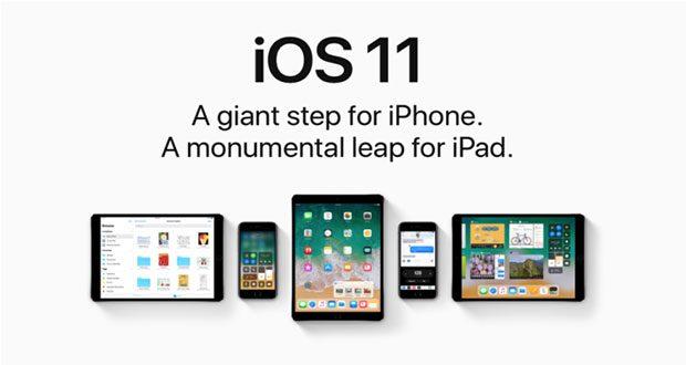 آیفون و آیپد 19 سپتامبر سیستمعامل iOS 11 را دریافت خواهند کرد