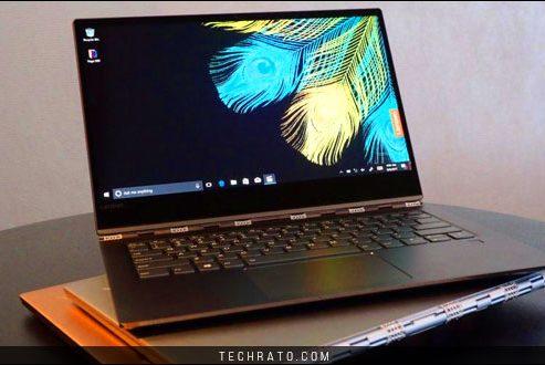 بررسی و مشخصات فنی لپ تاپ لنوو یوگا ۹۲۰ (Lenovo Yoga 920) مدل سال ۲۰۱۸