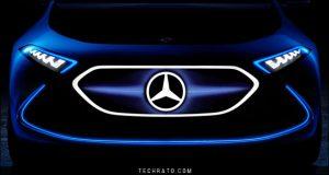 خودروی مفهومی مرسدس بنز EQA